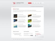 Template: PremiumShop - HTML Template