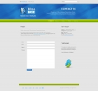 Template: BlueBox - Website Template