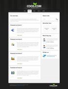 Template: BlackBox - HTML Template