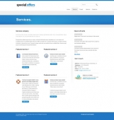 Template: Blueinc - Website Template