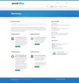 Template: Blueinc - Website Template
