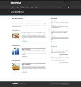 Template: StyleFolio - HTML Template