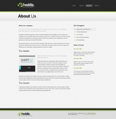 Template: FreshBiz - Website Template