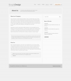 Template: Mainstream - HTML Template