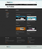 Template: PixelColors - Website Template