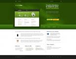 Template: GreenFog - HTML Template