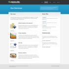 Template: Expressbiz - Website Template