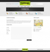 Template: FreshDesign - Website Template