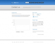 Template: CreaDesign - Website Template