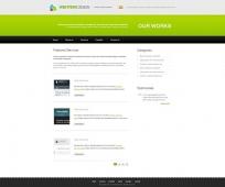 Template: WebItems - HTML Template