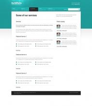 Template: AquaBiz - HTML Template