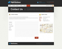 Template: HighBusiness - HTML Template