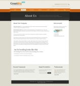 Template: FocusPoint -  HTML Template