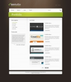 Template: Crstudio - CSS Template