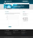 Template: DesignCentral - Website Template