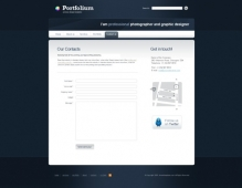 Template: NavyShade - Website Template
