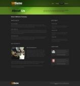 Template: BitTheme - HTML Template