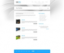 Template: Solomini - Website Template