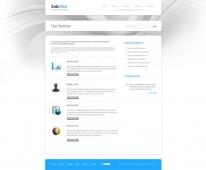 Template: Solomini - Website Template