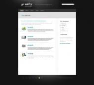 Template: WebySpace - CSS Template