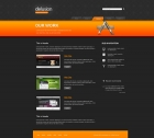 Template: Delusion - Website Template