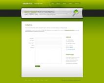 Template: GreenMagic - HTML Template