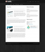 Template: Lowde - Website Template