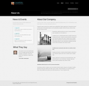 Template: PhotoJournal - HTML Template