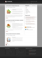 Template: DarkStudio - HTML Template