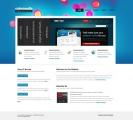 Template: BrightAccordion - Website Template