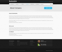 Template: BusinessLine - HTML Template