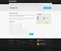 Template: BusinessLine - HTML Template