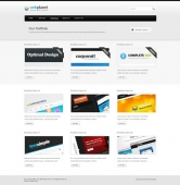Template: CarouselPlanet - HTML Template