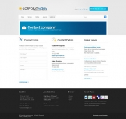 Template: CorporateMedia - HTML Template