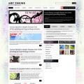 Image for Image for ArtsPlat - WordPress Theme