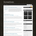 Image for Image for Screationz - WordPress Theme