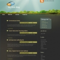 Image for Image for DarkForest - WordPress Template
