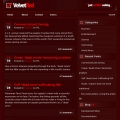 Image for Image for Velvetred - WordPress Theme