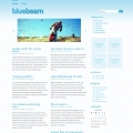 Image for Image for BlueBeam - WordPress Theme