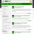 Image for Image for SubLime - WordPress Theme