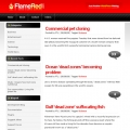 Image for Image for Flamered - WordPress Theme