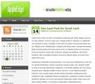 Image for Image for AppleEdge - WordPress Theme