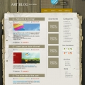 Image for Image for WoodenPoster - WordPress Theme