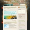 Image for Image for VintageRainbow - WordPress Theme