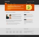 Image for Image for Corporateone - Website Template