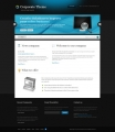 Image for Image for BlackSpace - CSS Template