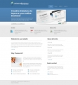 Image for Image for DreamyBlue - Website Template