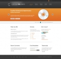 Image for Image for OrangeBusiness  - HTML Template