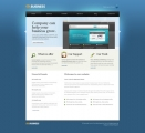 Image for Image for SeriousDesign  - HTML Template