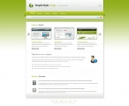 Image for Image for SimpleStyle - HTML Template